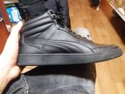 Оригиналные кожаные кросовки PUMA